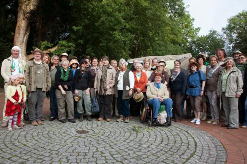 Aktion zur Jubiläumsfeier im Dortmunder Zoo 2013